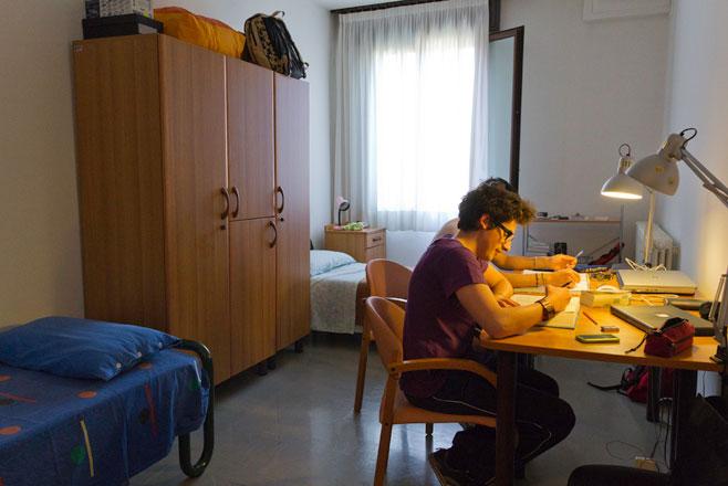 Alloggi Per Studenti A Padova Casa Vinicio Dalla Vecchia